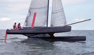 Q-Cat trailsails