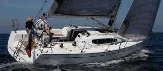 Dehler 35 wins ORCi German Championships 2010