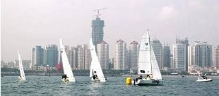 Fareast 26 to become One Design Class in 2010 China Cup International Regatta